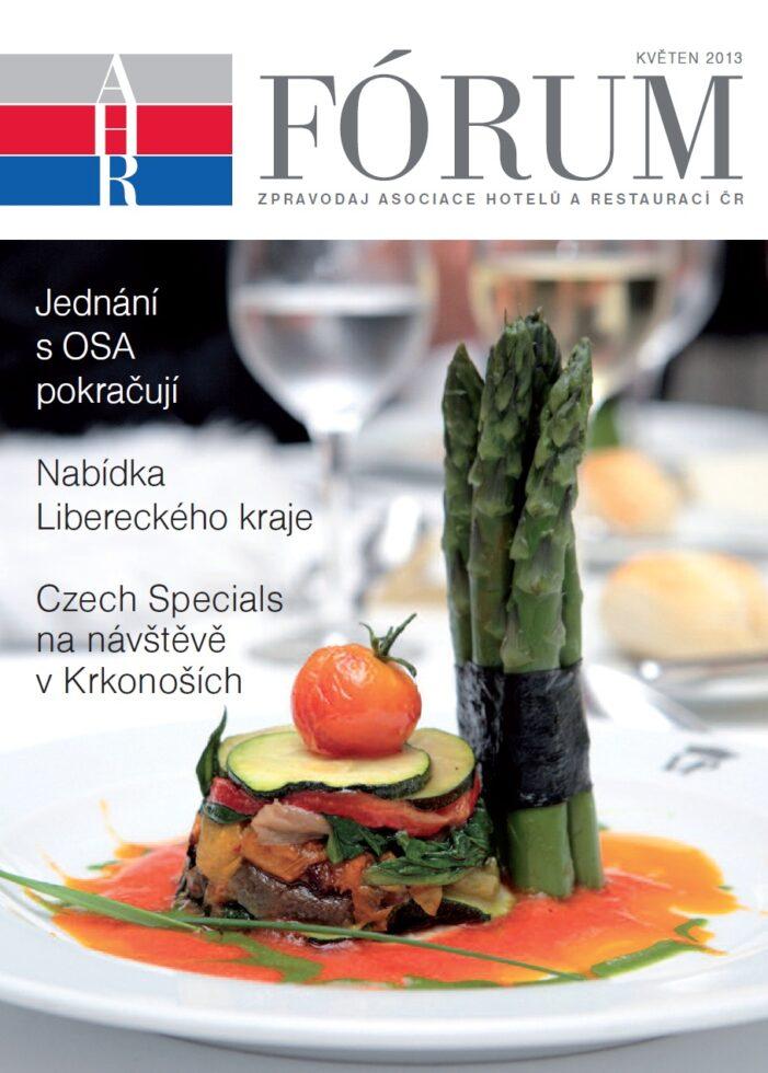 AHR Fórum 05/2013