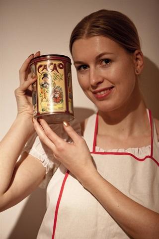 Kristina Šemberová - člen poroty Zlatý kuhař