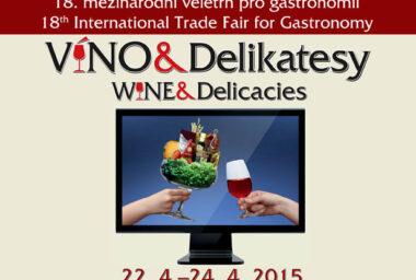 Víno & Delikatesy 2015