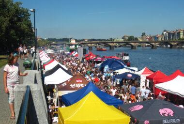 Street Food Festival – Náplavka 29. 8. 2015