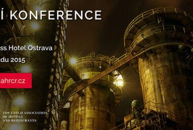 10. Konference AHR ČR už za tři týdny!