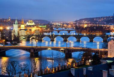 Praha je 3. nejoblíbenější vánoční destinací vEvropě