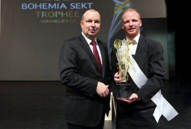 Vítězem Bohemia Sekt Trophée – Sommelier ČR 2015 je David Král