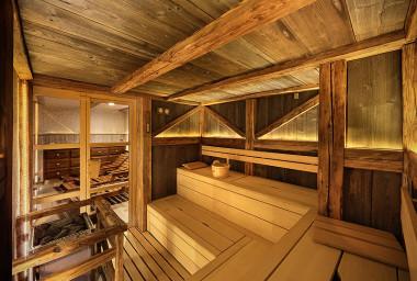 Sauna step praha