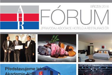 AHR Fórum 03/2016