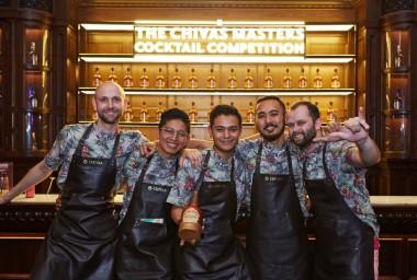 Chivas Masters 2016 – Tomáš Melzer vyhrál v soutěži týmů. Teď je hostem Tales of the Cocktail
