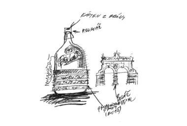 Maxim Velčovský navrhl 10 designových pivních lahví. Budou vydraženy v předvánoční charitativní aukci