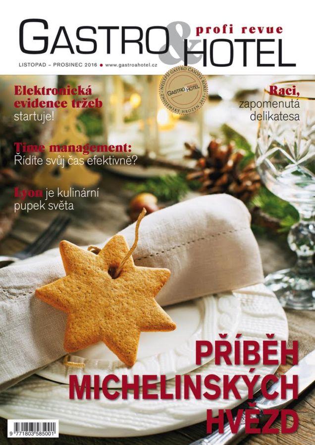 Gastro&Hotel profi revue 06/2016