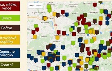 Víte, kam ve Zlínském kraji pro regionální výrobky?