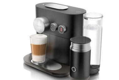 Představujeme Vám Nespresso Expert: Inovativní design a funkce šité na míru zákazníkům