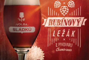Sládci zPlzeňského Prazdroje odstartují nový rok sRubínovým ležákem