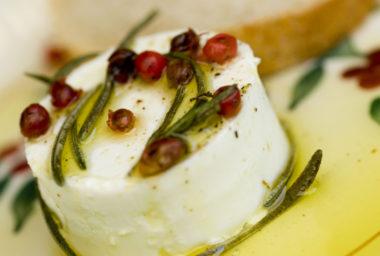 Kozí sýr -nejen francouzská lahůdka