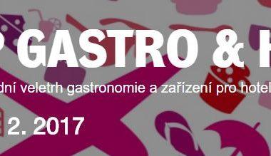 Video ohlédnutí za veletrhem Top Gastro&Hotel 2017