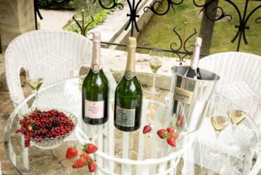 Největší degustace burgundských a šampaňských vín v Česku