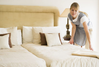 Čistota vzbuzuje v hostech důvěru
