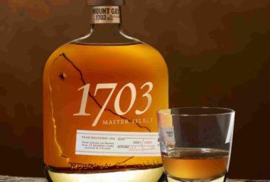 Barbadoský rum Mount Gay představuje limitovanou edici  Mount Gay 1703 – Master Select
