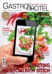 A je to venku! Další číslo časopisu Gastro & Hotel je na světě