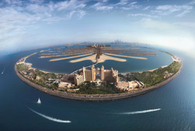 Dubaj, mecca světové gastronomie