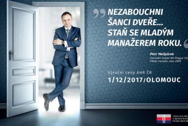 Nominujte i vy na Výroční ceny AHR ČR 2017!