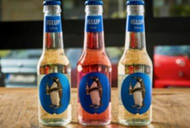 Iglup: nový osvěžující drink ze španělských hroznů