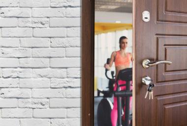 Hilton zkouší fitness pokoje