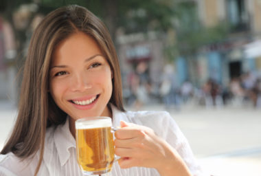 Kombinace snů: pivo a ženy