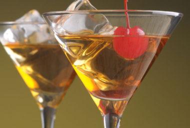 Aperitivní koktejly čili PRE-DINNERS