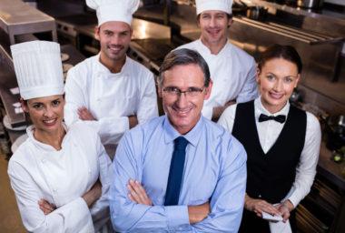 """Kurz """"Manažerské dovednosti v gastronomii"""" podzimní semestr"""