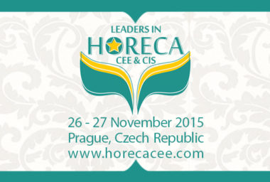 Top F&B Executives will Convene in Prague to Attend Leaders in HORECA Summit