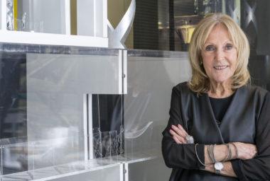 Rozhovor s architektka Evou Jiřičnou: Snažím se, aby všude bylo dost světla