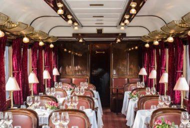 Skupina AccorHotels se stala spoluvlastníkem ikony Orient Express a vybuduje síť hotelů s touto značkou