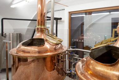 Minipivovar v Bystřici nad Pernštejnem: Fíkové pivo vráji