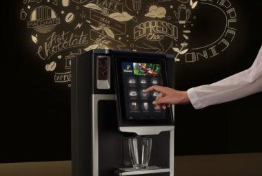 Tchibo Coffee Service představuje profesionální automatický kávovar Coffea Intense