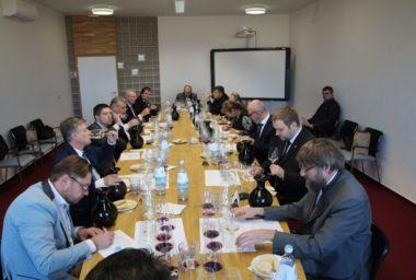 Ryzlink vlašský 2016, pozdní sběr z NOVÉHO VINAŘSTVÍ je nejlepším vínem České republiky pro rok 2018