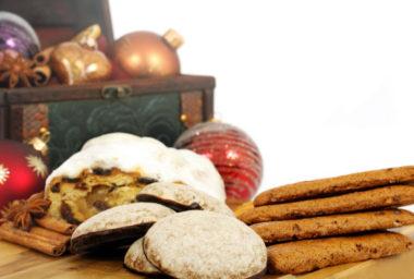 Vánoční cukroví: zbytky končí v mrazáku i v koši. Zvířatům nepřilepší