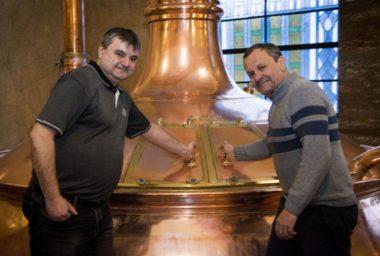 Holba: sládek začíná psát příběh nového piva spolu s režisérem Krobotem