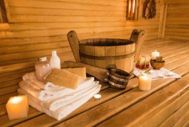 Sauna: horko, ale i útulno (část 3.)