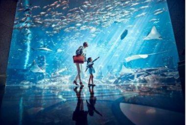 Hotel za 1,6 bilionů USD amerických dolarů, to je nově otevřený Atlantis Sanya v Číně!