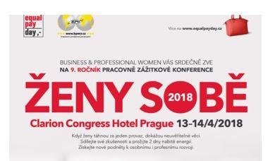 KONFERENCE Equal Pay Day – Ženy Sobě