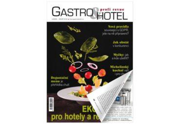 Listujete časopisem Gastro&Hotel profi revue také na internetu!