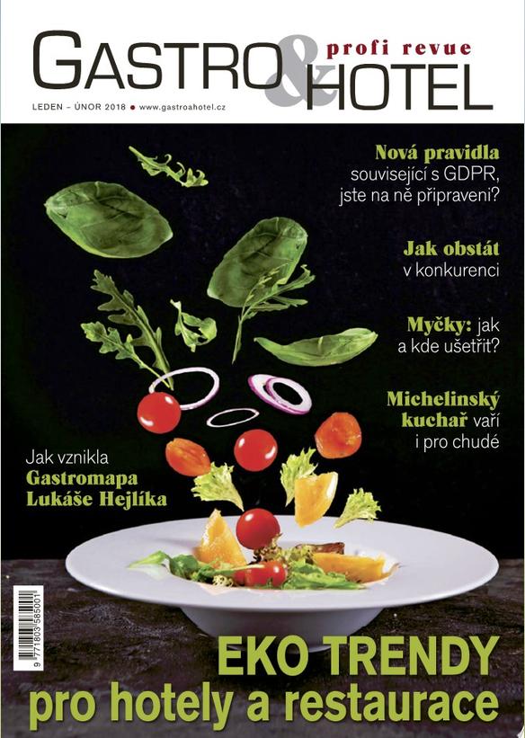 Gastro&Hotel profi revue 1/2018