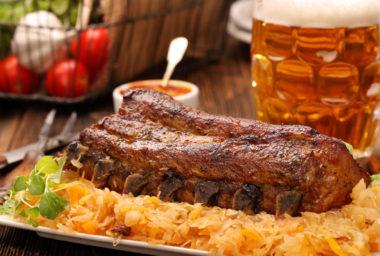Pokrmy pivem kořeněné…