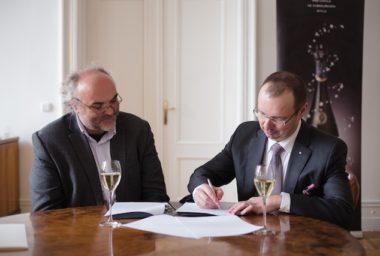 BOHEMIA SEKT se stal partnerem Národní galerie v Praze