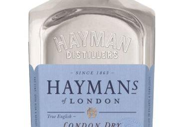 Hayman's otevírá palírnu v Londýně a přichází s novými obaly