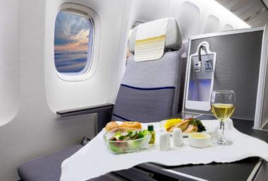Virtuální realita pro ty, kteří se bojí létat, ale milují jídlo
