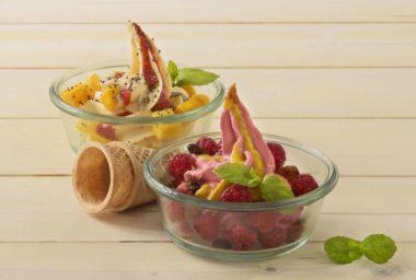 Žlutá, exotická a ze 100% ovocné šťávy, taková je nová UGO zmrzlina