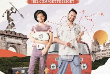 Soutěž skupiny AccorHotels o lístky na hudební festival SZIGET