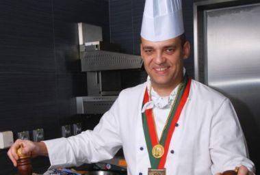 Zeptali jsme se na souse vide… Jiřího Pospíšila, šéfkuchaře cateringové společnosti GOLEM