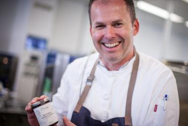Michelinský šéfkuchař Jens Rittmeyer v MAKRO Akademii