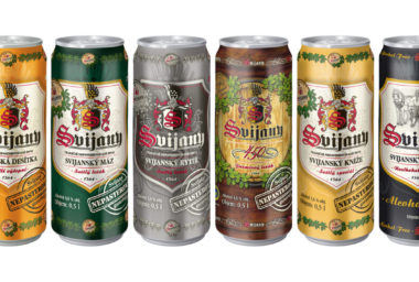 Svijany si získávají jméno ve světě, na export už směřuje 8,4 procenta svijanského piva